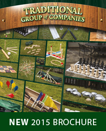 Download Traditional Garden Games Product Catalogue